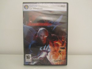 Devil May Cry 4 Front