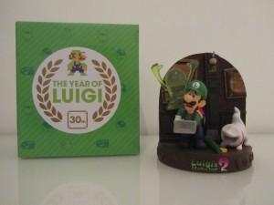 Diorama Luigi's Mansion 2 Front