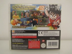 Dragon Ball Origins 2 Back