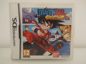 Dragon Ball Origins 2 Front