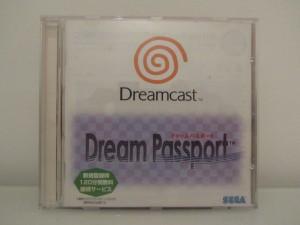 Dream Passport Front