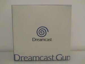 Dreamcast Gun Front