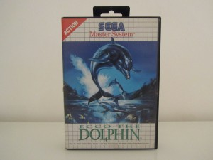 Ecco The Dolphin Front
