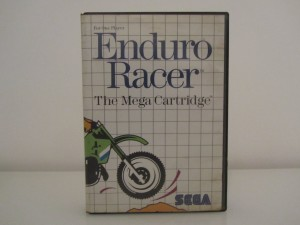 Enduro Racer Front
