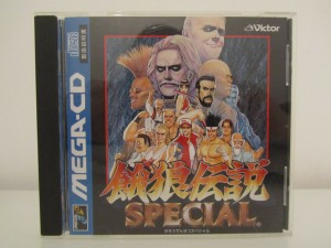 Fatal Fury Special Front