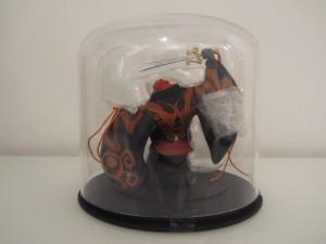 Figurine Ganondorf Back