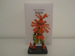 Figurine Skull Kid Back