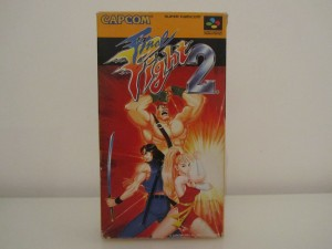 Final Fight 2 Front