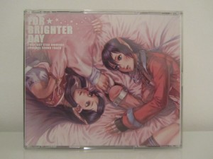 For Brighter Day Phantasy Star Universe Original Soundtrack Front