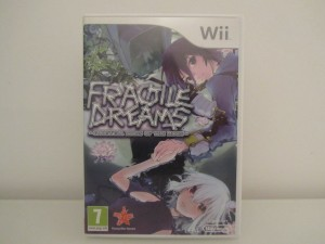 Fragile Dreams Front