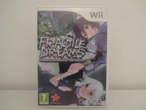 Fragile Dreams Front
