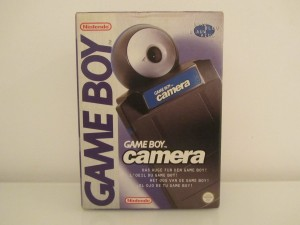 Game Boy Camera Bleu Front