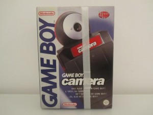 Game Boy Camera Rouge Front