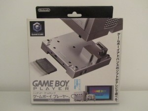 Game Boy Player Front