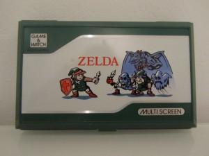 Game & Watch Zelda Inside 1