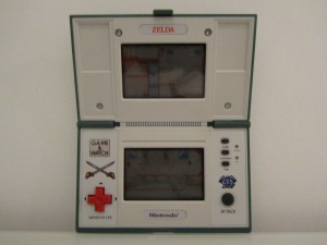 Game & Watch Zelda Inside 3