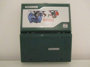 Game & Watch Zelda Inside 4