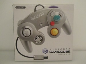 GameCube Back