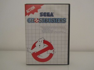 Ghostbusters Front