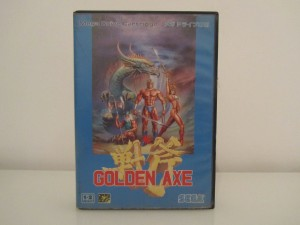 Golden Axe Front
