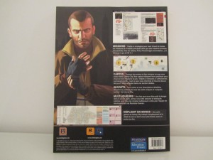 Guide Grand Theft Auto IV Back