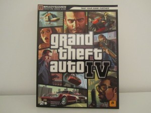 Guide Grand Theft Auto IV Front