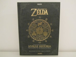 Hyrule Historia Front
