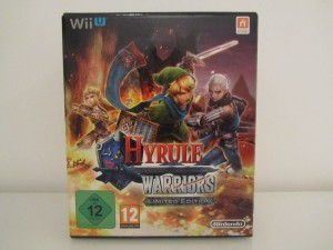 Hyrule Warriors Collector Front