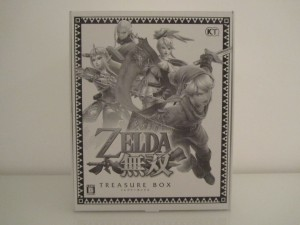 Hyrule Warriors Collector JP Front