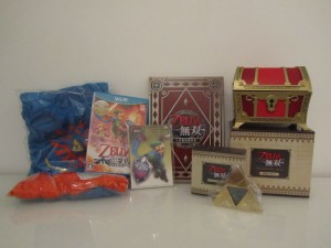 Hyrule Warriors Collector JP Inside 1