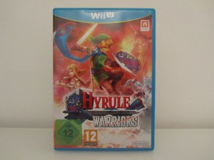 Hyrule Warriors Front