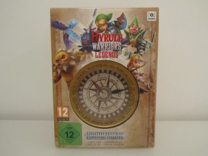 Hyrule Warriors Legends Collector Front
