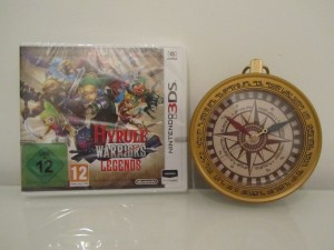 Hyrule Warriors Legends Collector Inside 1