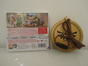 Hyrule Warriors Legends Collector Inside 2