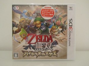 Hyrule Warriors Legends JP Front