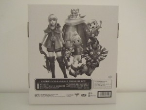 Hyrule Warriors Legends Treasure Box Back