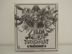 Hyrule Warriors Legends Treasure Box Front
