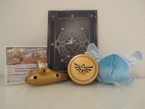 Hyrule Warriors Legends Treasure Box Inside 2