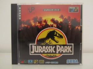 Jurassic Park Front