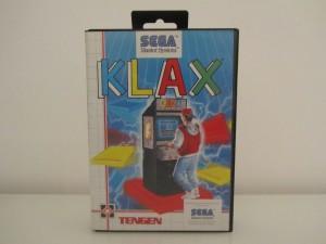 Klax Front