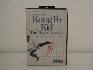 Kung Fu Kid Front