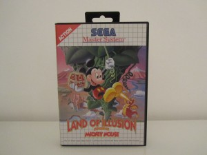 Land Of Illusion Front