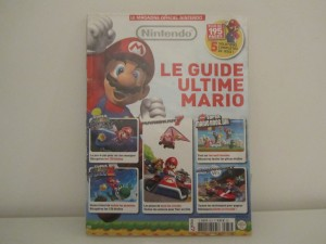 Le Guide Ultime Mario Front