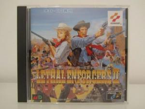 Lethal Enforcers II Front