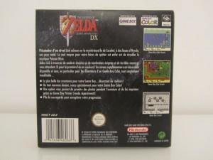 Link's Awakening DX Back