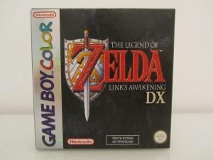 Link's Awakening DX Front