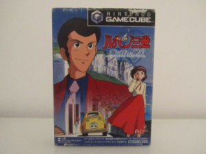 Lupin III Front