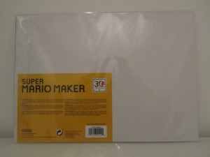 Magnets Super Mario Maker Back