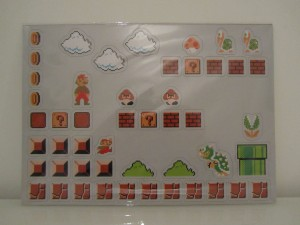 Magnets Super Mario Maker Front