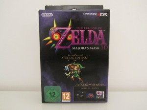 Majora's Mask 3D Collector Front